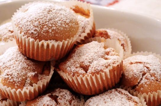 Muffin bergamotto 3